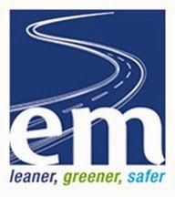 EM Highway Services logo