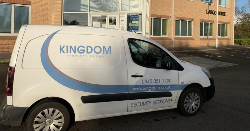 kingdom security keyholding service