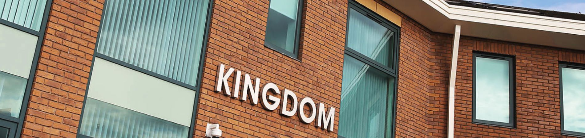Kingdom-building