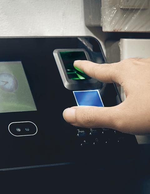 biometric-scanner