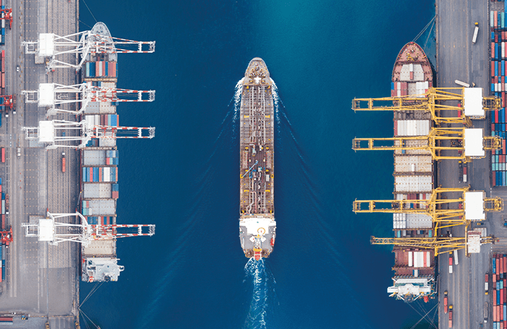 port-sector